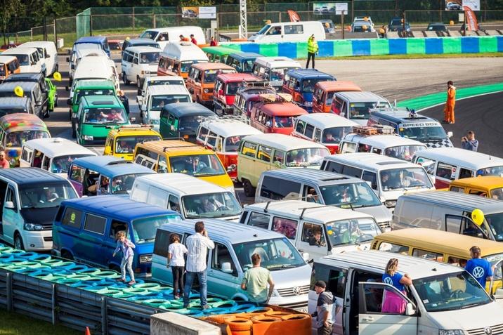 Volkswagen Találkozó